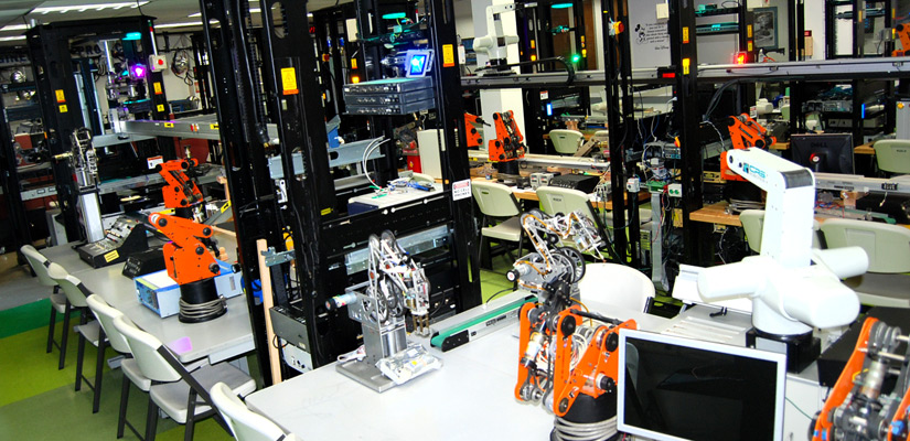 Robotics And Automation Lab Scit Southern California