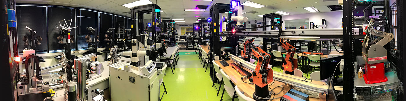 SCIT Robotics And Automation Lab Panoramic